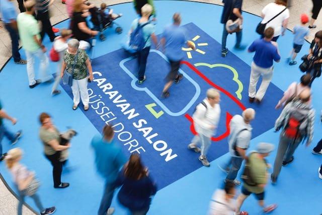 CARAVAN SALON 2018: Jetzt 20 x 2 Tickets gewinnen!