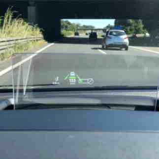 Ford Focus Headup Display