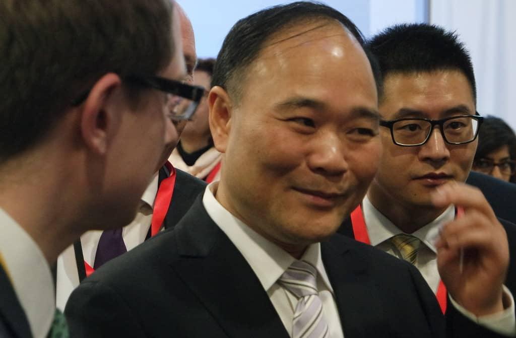 Li Shufu.