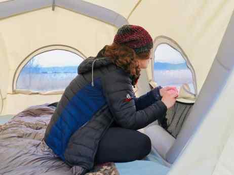 Gentle Tent GT Roof