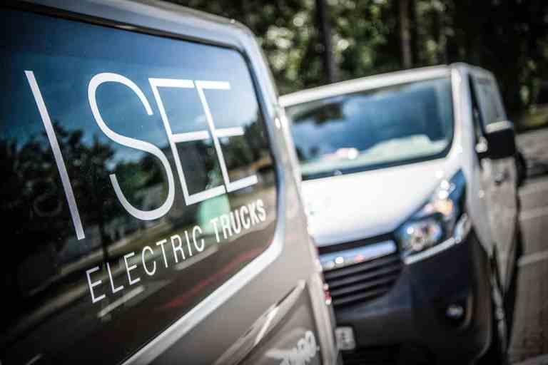I See E-Trucks: Die Opel-Vans werden elektrisch