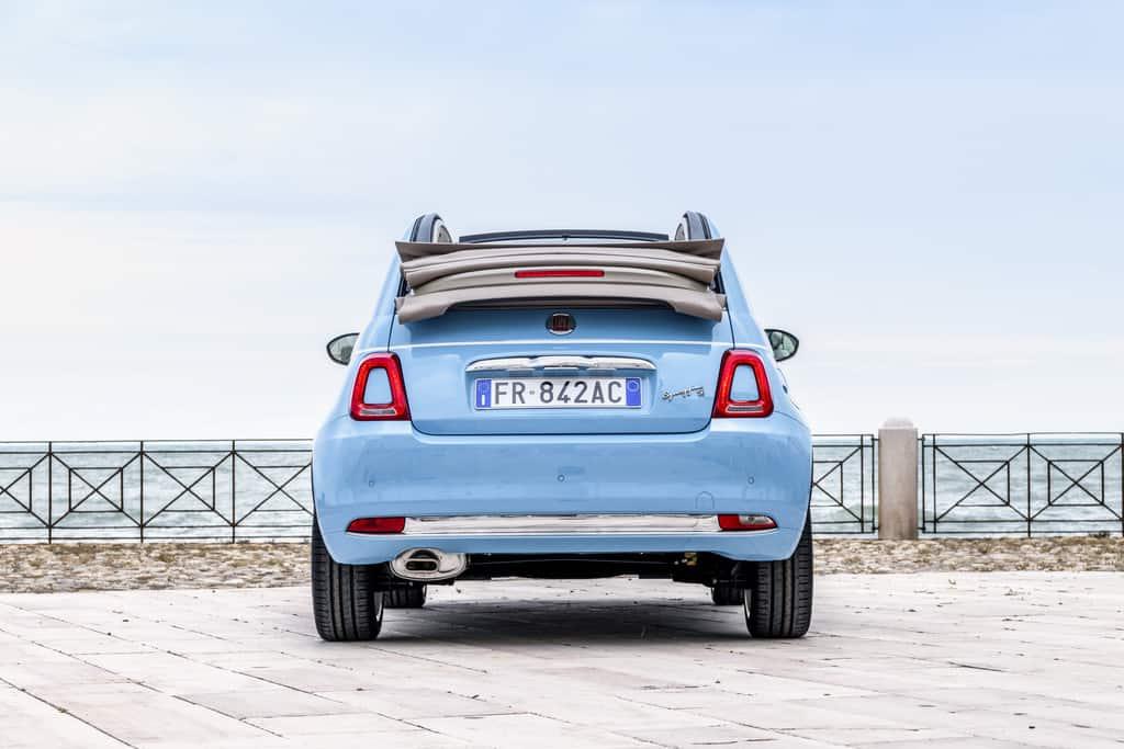"""Fiat widmet dem """"Liegestuhl"""" ein Sondermodell"""