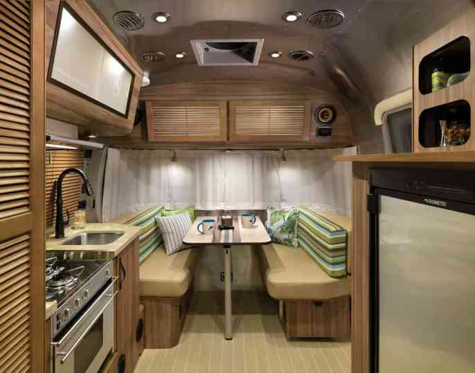 Airstream Tommy Bahama Special Edition.