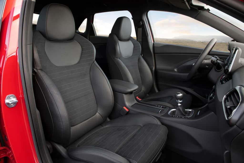 Hyundai bietet den i30 nun auch als N-Line an