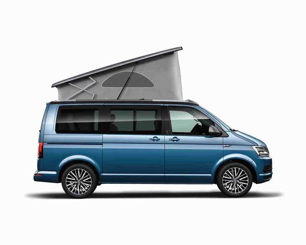 Caravan-Salon 2018: Zum Jahrestag 999 Volkswagen California