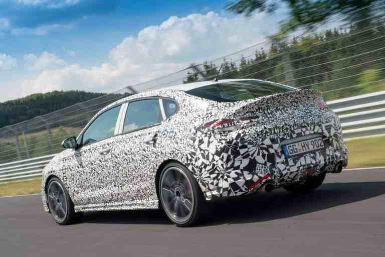 Auch Hyundai i30 Fastback bekommt das N