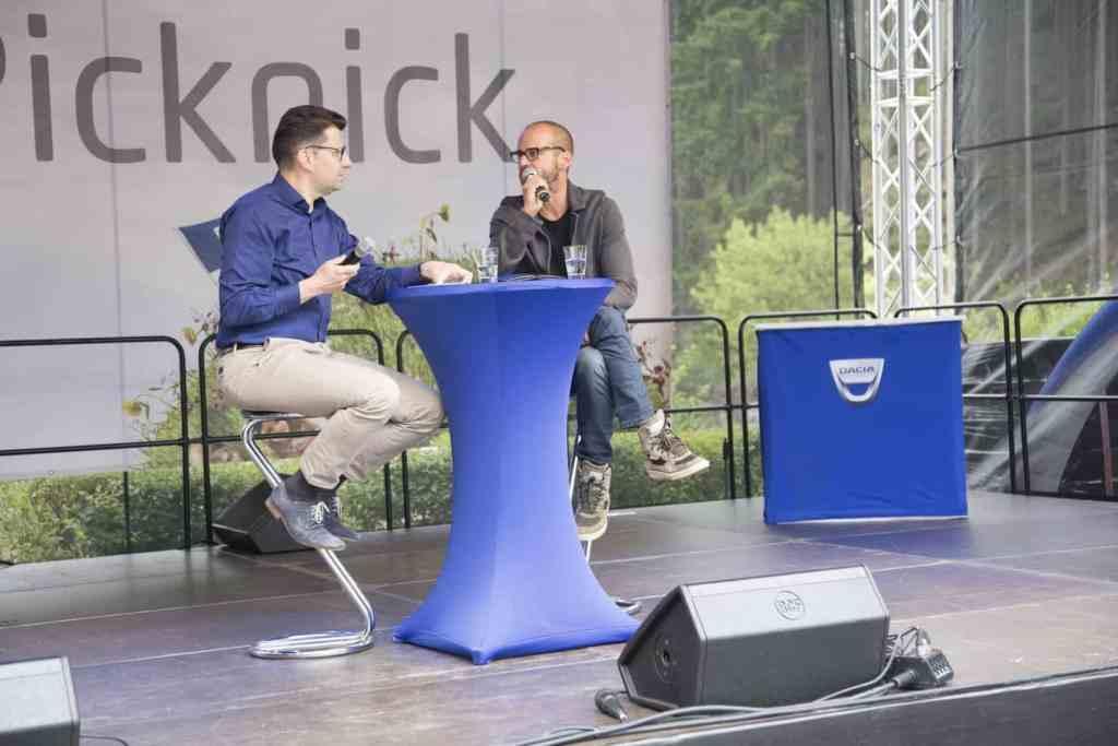 Dacia Picknick am kommenden Sonntag