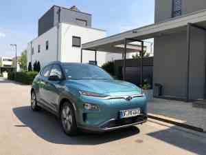 Hyundai Kona E – Der Stromer unter den Konas