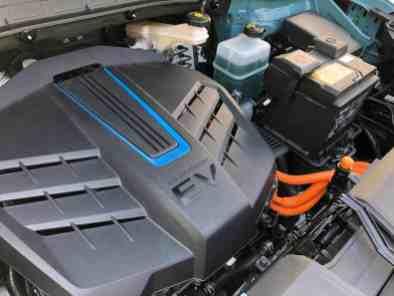 Hyundai Kona E