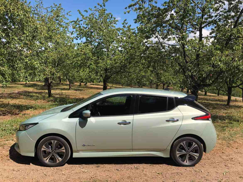 Nissan Leaf – 280 Kilometer kann er schaffen