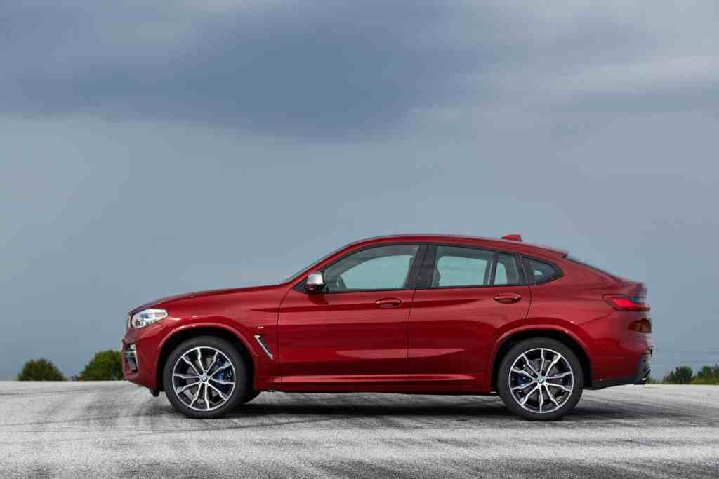 BMW X4 - born in the USA