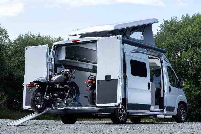 Citroens Freizeit-Camper für Biker