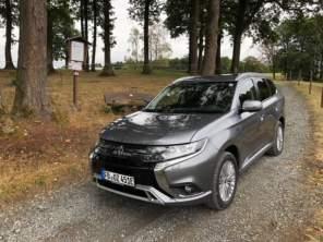 Mitsubishi Plugin Hybrid Outlander 2019