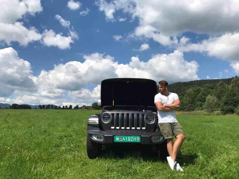 Jeep Wrangler JL (Modelljahr 2019) - Das (fast) letzte Offroad-Einhorn