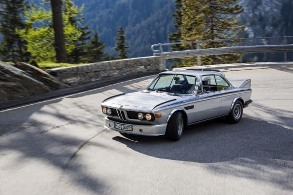 "BMW 3.0 CSL ""Batmobil"" 1973 - 1975"