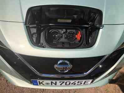 Nissan Leaf, Ladedose