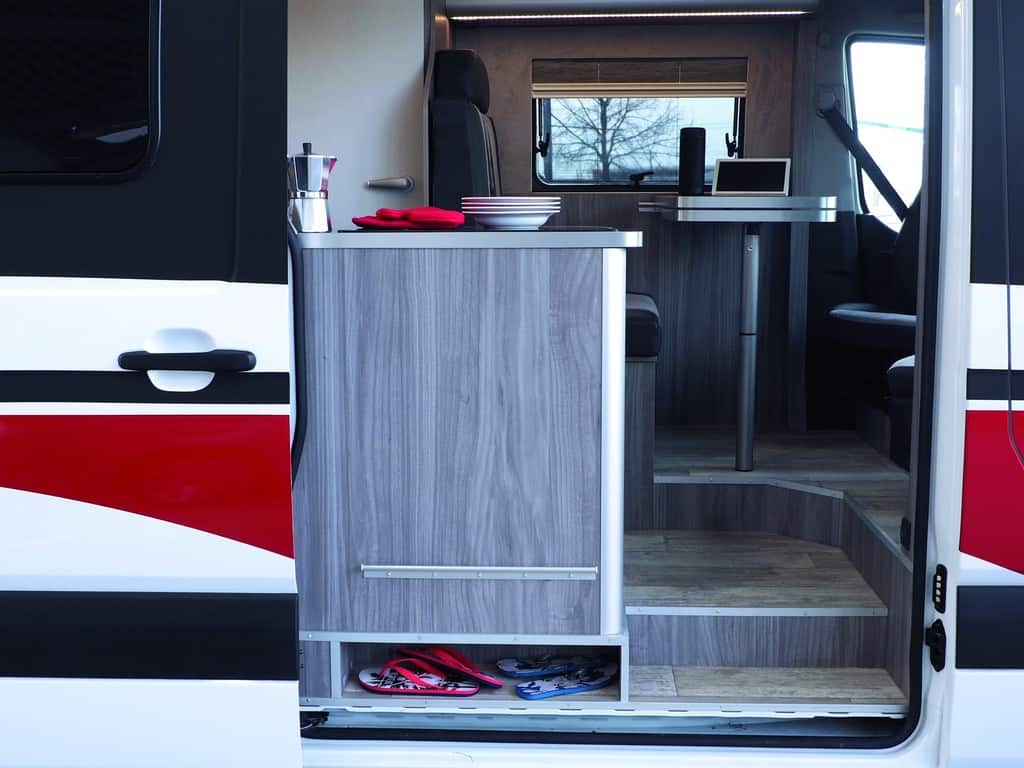 Aus Liebe zum Camping: Hyundai H350 wird zum Hashtag Cl1