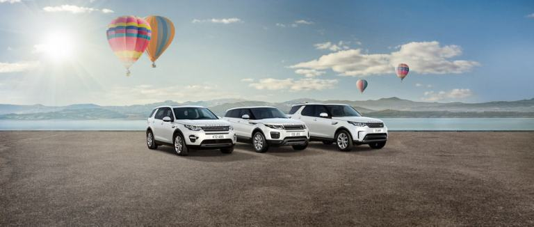 """Land Rover bietet Sondermodelle """"Skyview"""" an"""