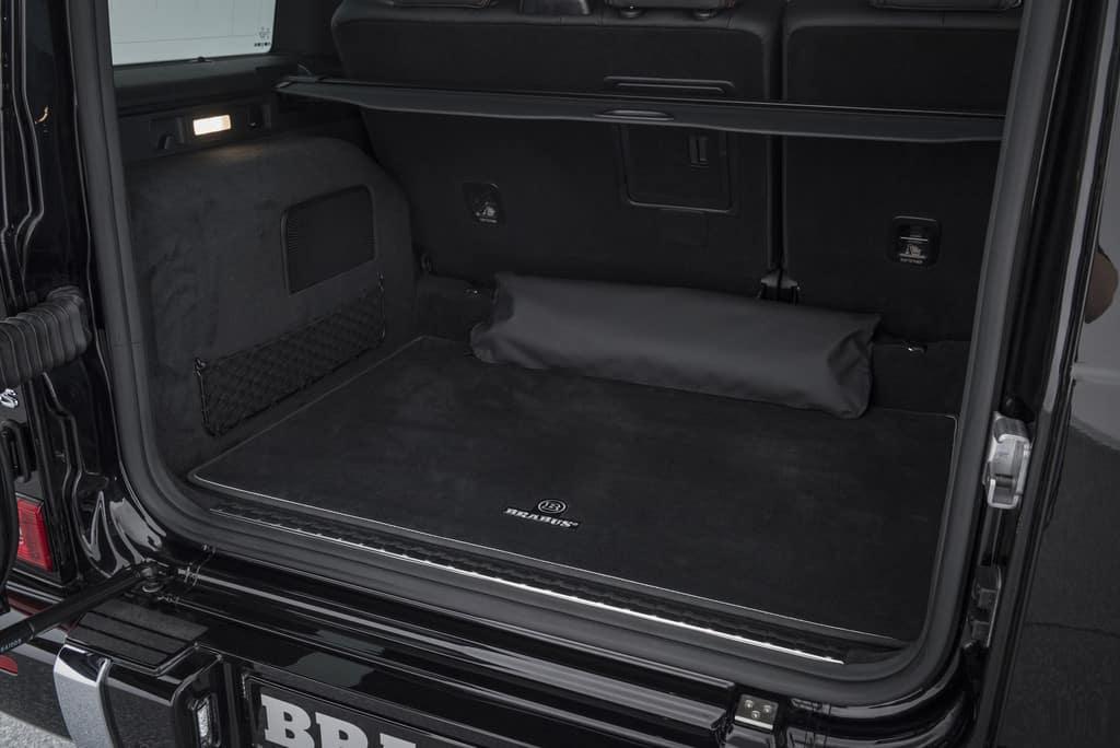 Brabus wertet die Mercedes-Benz G-Klasse auf