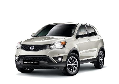 SUV-Deal bei SsangYong