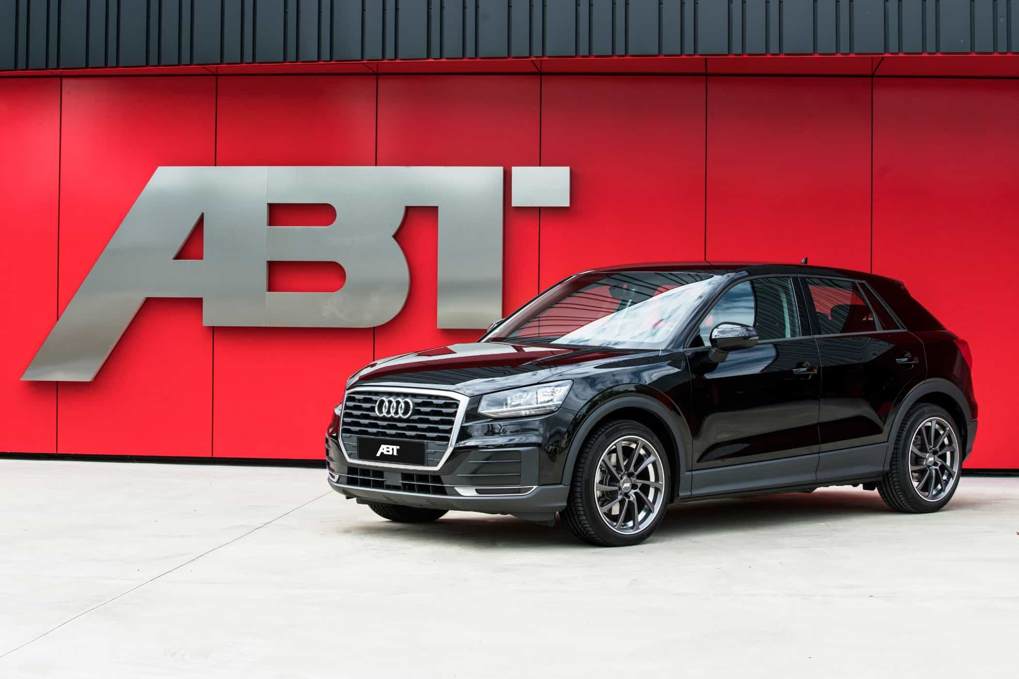 ABT Sportsline macht Audi Q2 228 PS stark