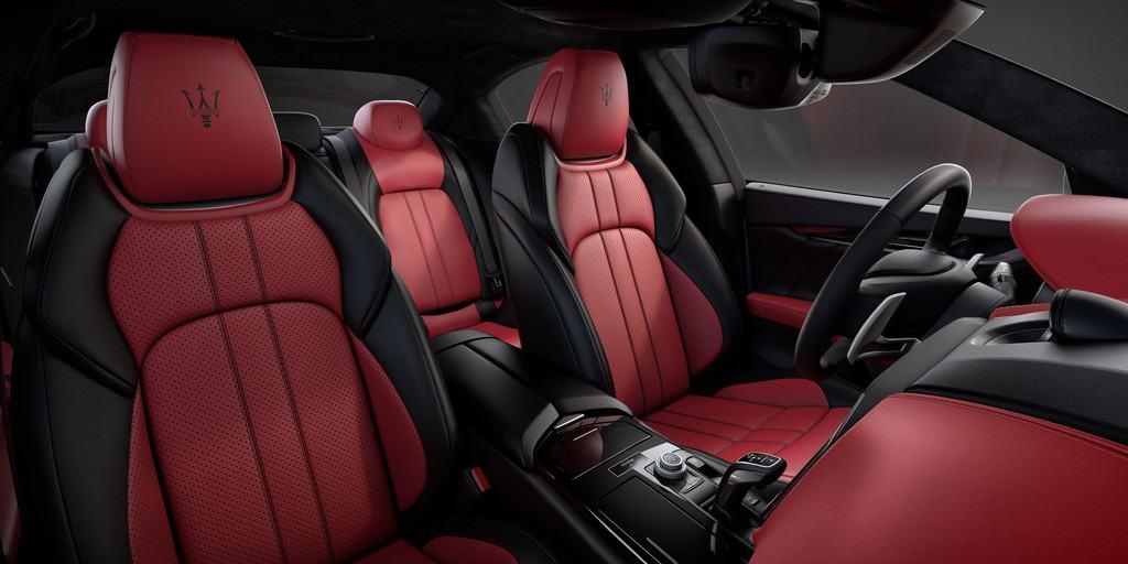 Maserati mit limitiertem Sondermodell Ghibli Ribelle