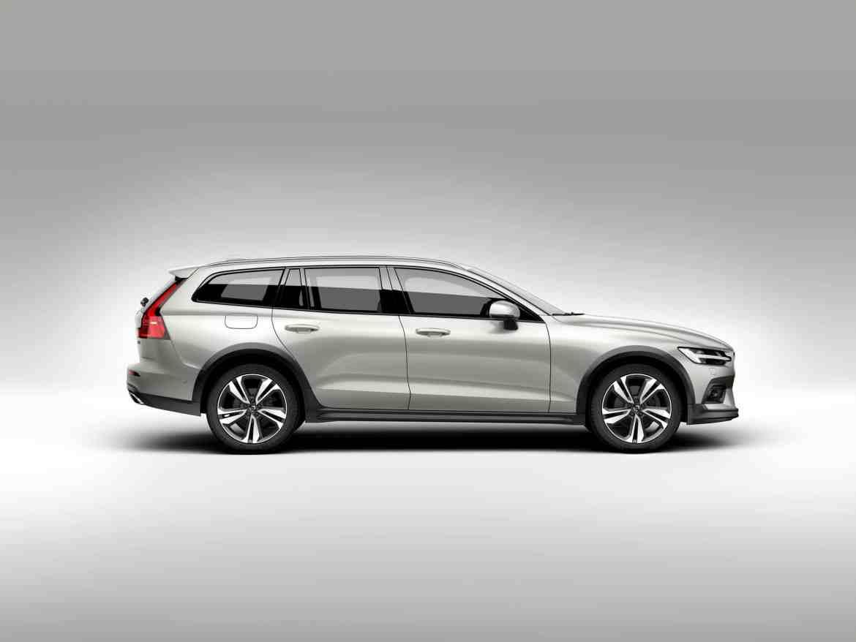 Mit Volvo V60 Cross Country ins neue Jahr