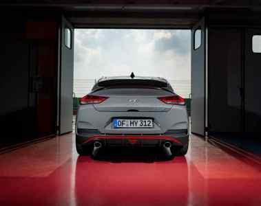 Hyundai i30 Fastback N geht an den Start