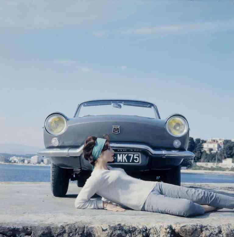 Pariser Autosalon 1958: Weltpremiere der Renault Floride
