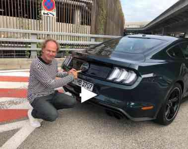 Ford Mustang Bullitt: Chefentwickler Matthias Tonn verrät alles über das limitierte Sondermodell