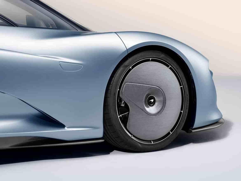 Weltpremiere: McLaren Speedtail - bereits ausverkauft