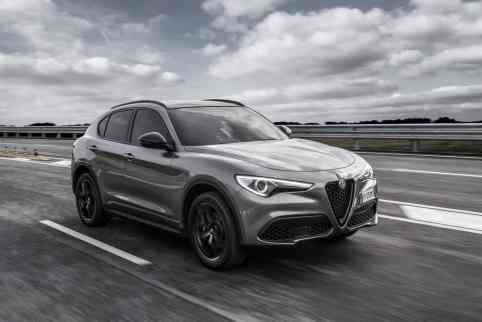 Alfa Romeo Stelvio B-Tech.