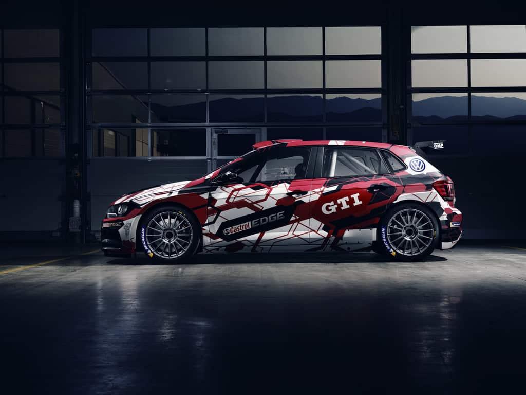 Volkswagen Polo GTI R5 startet mit neuem Outfit in die nächste Saison