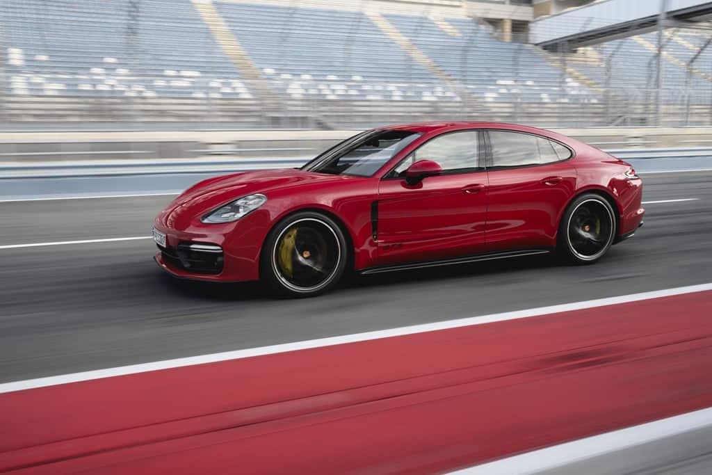 Porsche Panamera GTS bekommt 20 PS und 100 Nm mehr