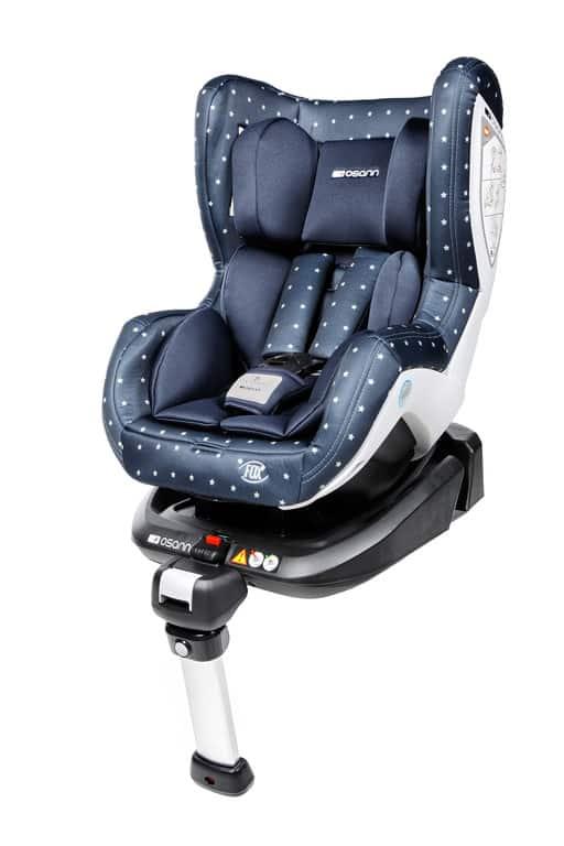 ADAC testet Kindersitze – vier mit Schadstoffen belastet