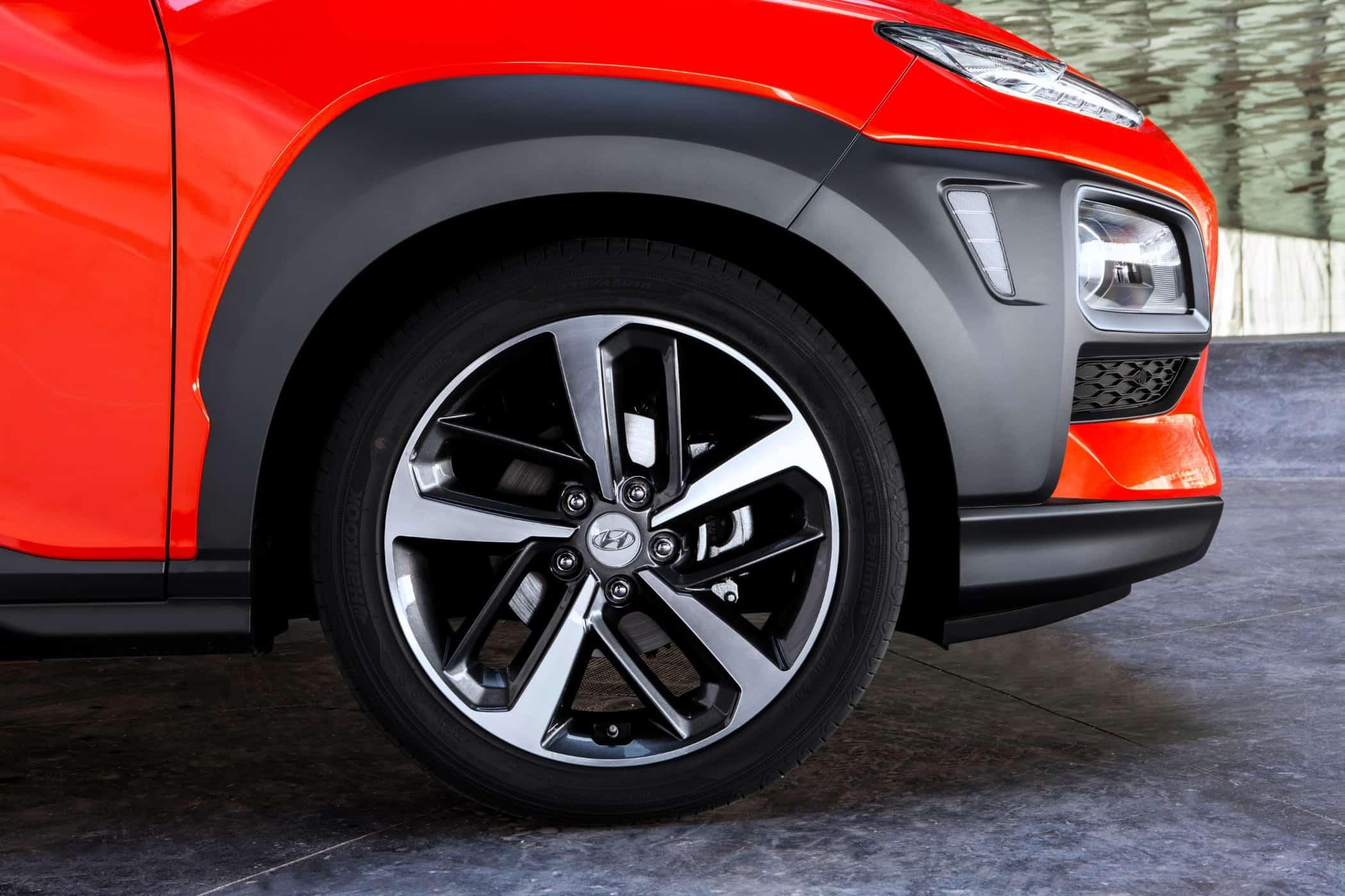 Hyundai Kona Benziner jetzt auch mit Frontantrieb