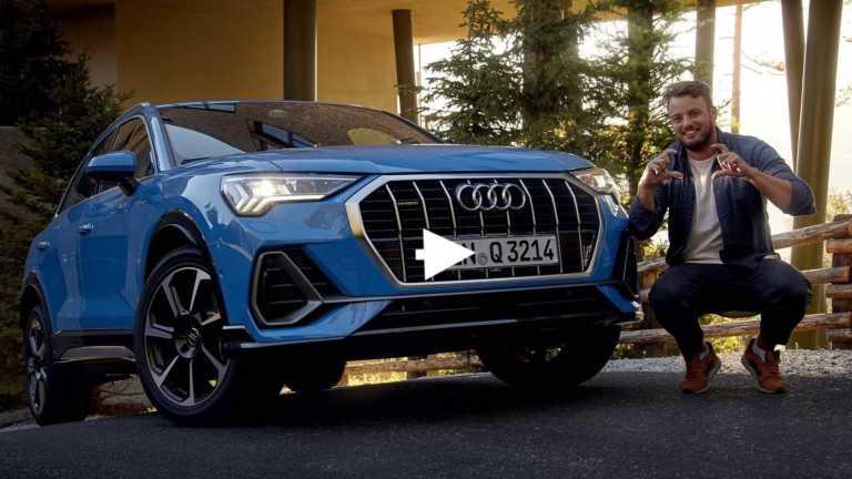 Audi Q3 45 TFSI Quattro - Zweite Generation - Review im Bewegtbild