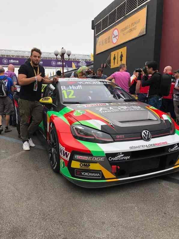 Macau-Grand-Prix 2018, Jan Weizenecker