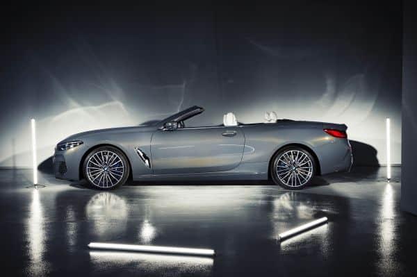Jetzt kommt das BMW 8er - Cabrio