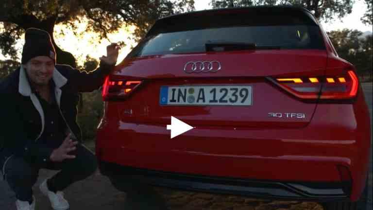 Audi A1 Sportback 30 - Review im Video