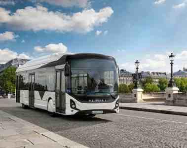 Heuliez Elektro-Bus GX 337