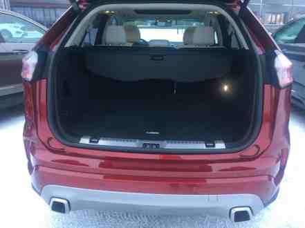 Ford Edge, Kofferraum