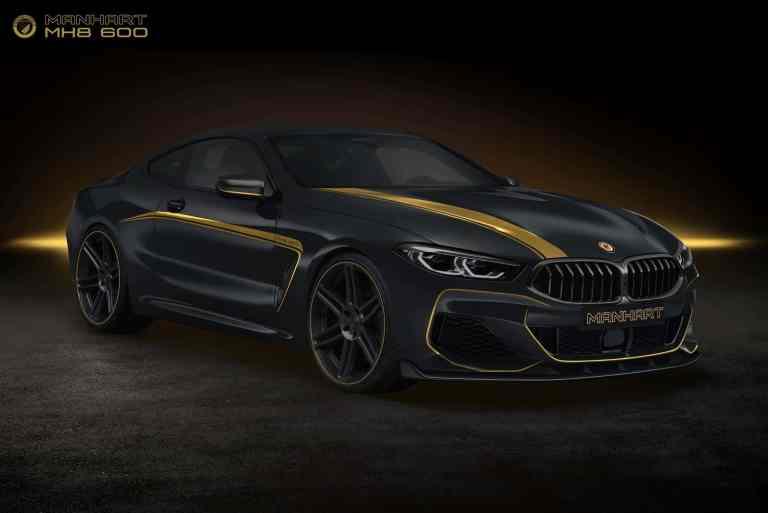 Mehr Leistung für den neuen BMW M850i