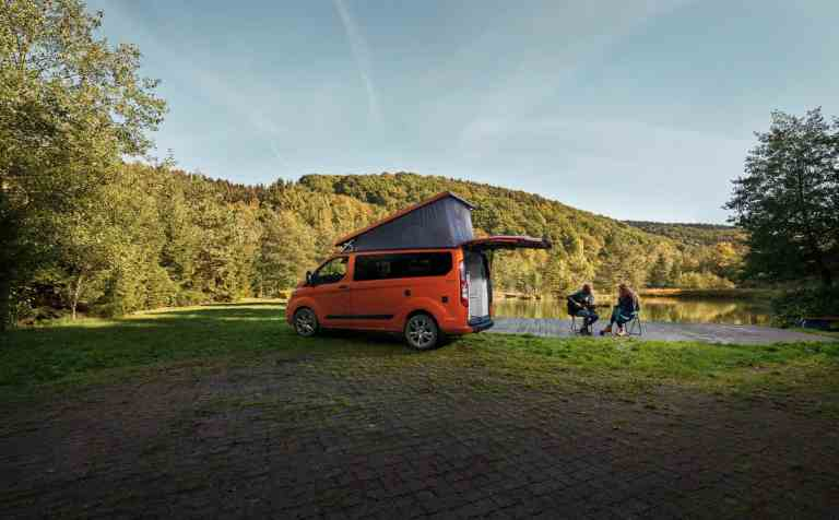 Reisemobil Ford Nugget