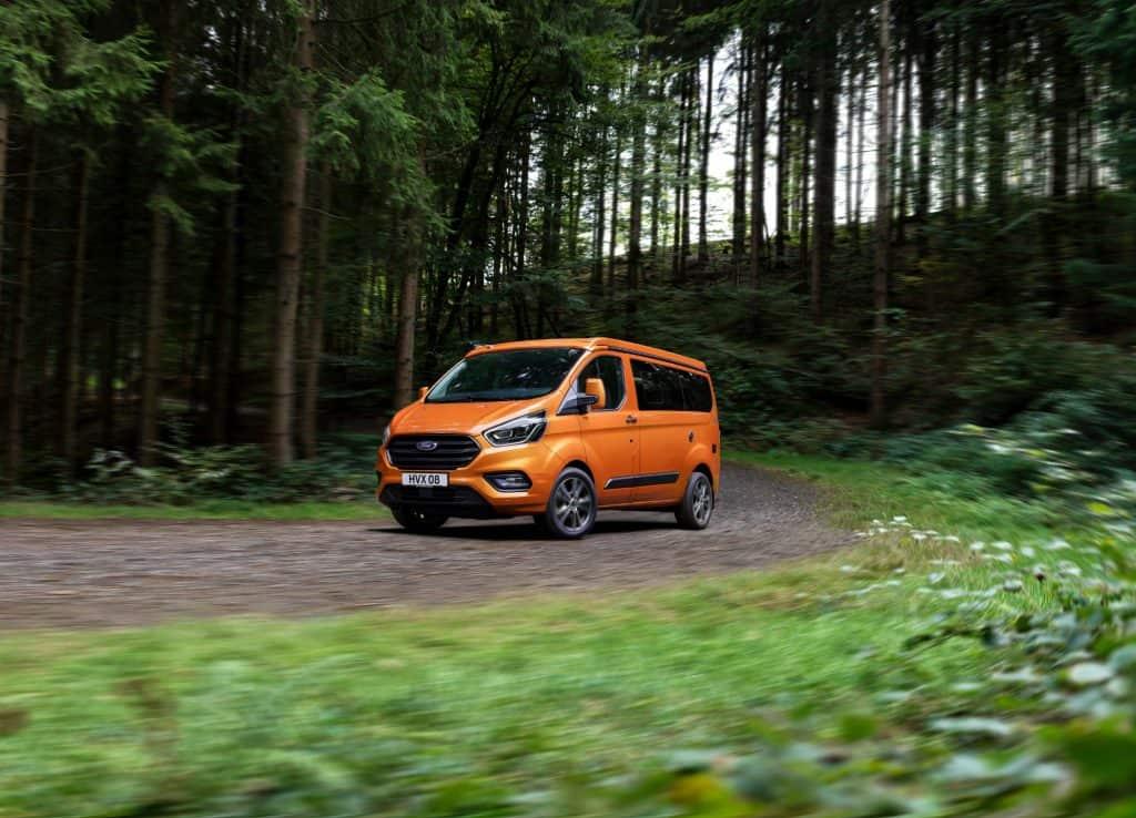 Reisemobil Ford Nugget jetzt auch außerhalb Deutschlands bestellbar