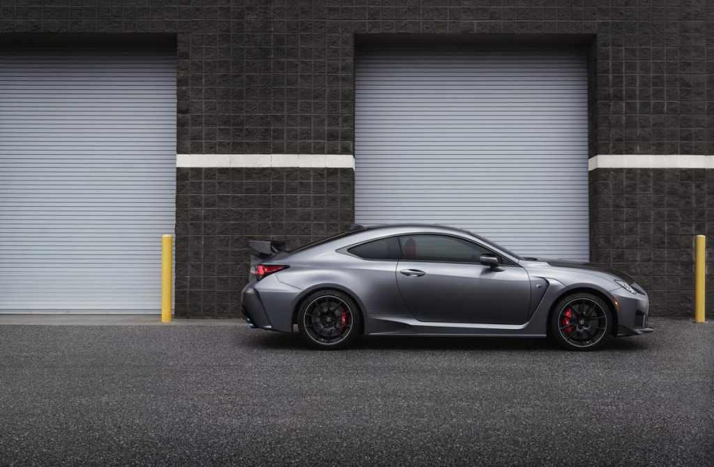 Lexus RC FEdition