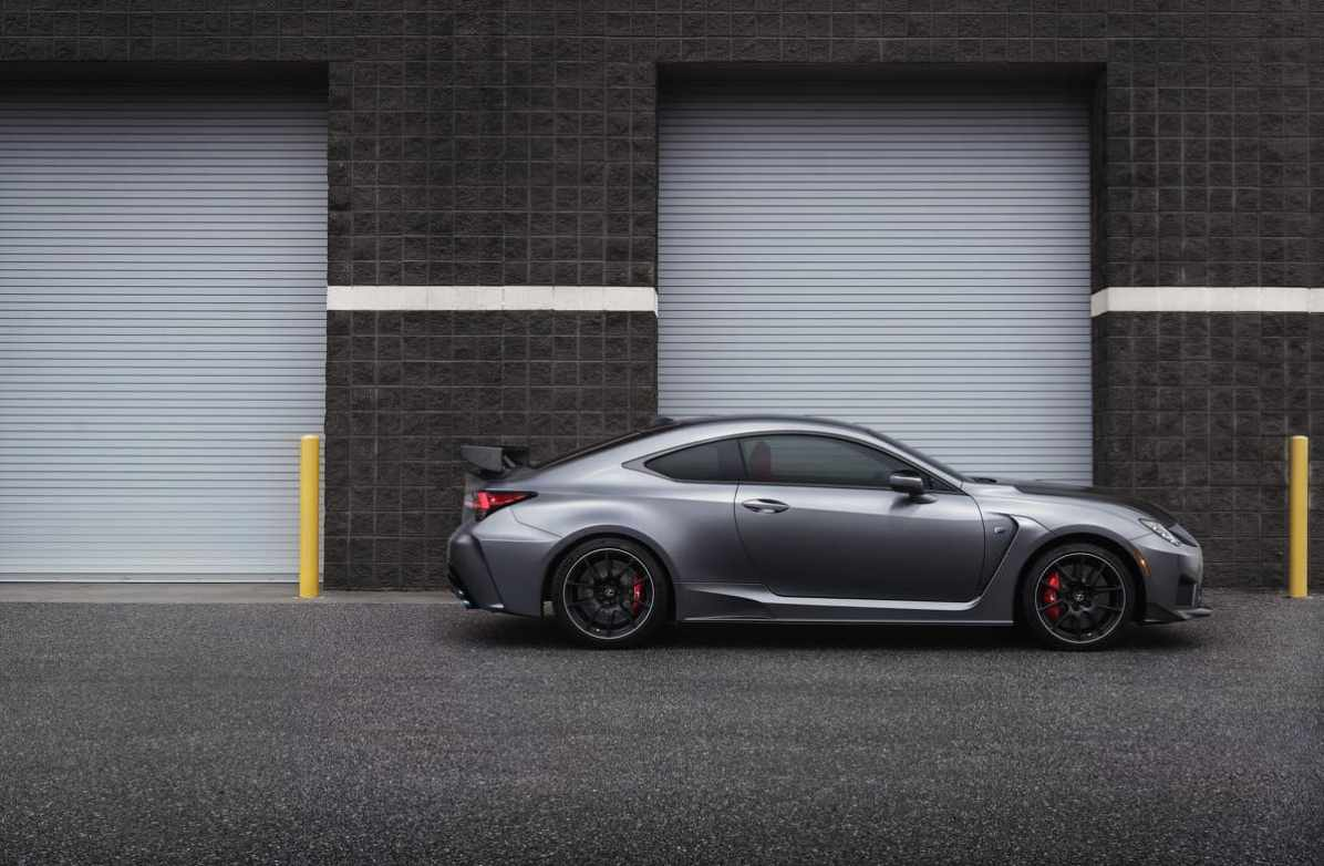 Lexus RC FEdition