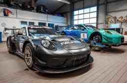 Falken Motorsport mit neuem Porsche 911 GT3 R