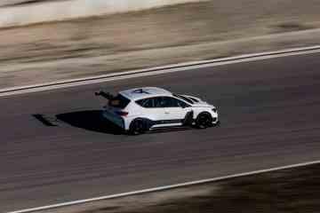 Seat CUPRA E-RACER (2019)