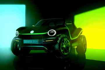 VW Buggy Studie 2019